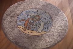Natursteintischplatte