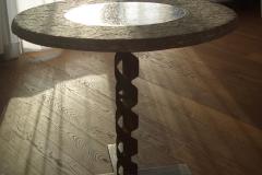 Tischkunst aus Stahl
