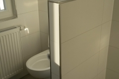 WC-Niesche
